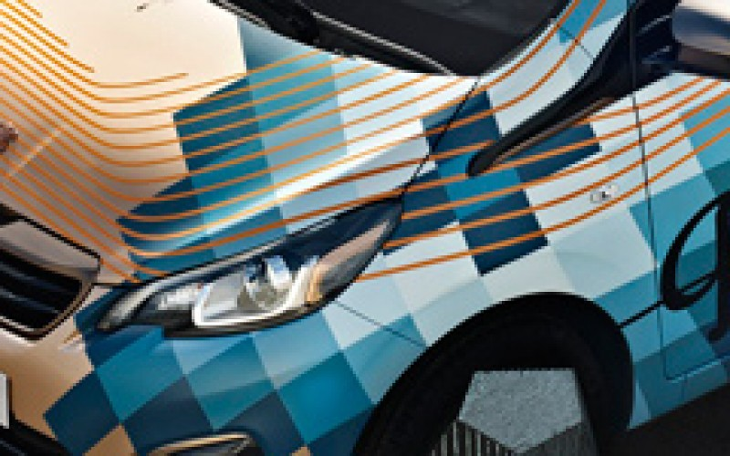 Concept car : Peugeot 108 Tattoo Concept