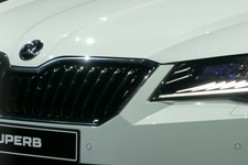 Nouvelle Skoda Superb 2015