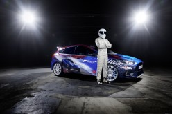 La Ford Focus RS en guest au Gamescom 2015