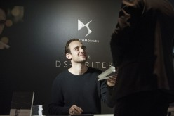 Joël Dicker au DS World Paris