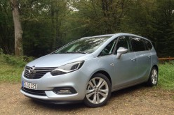 Opel Zafira : photos